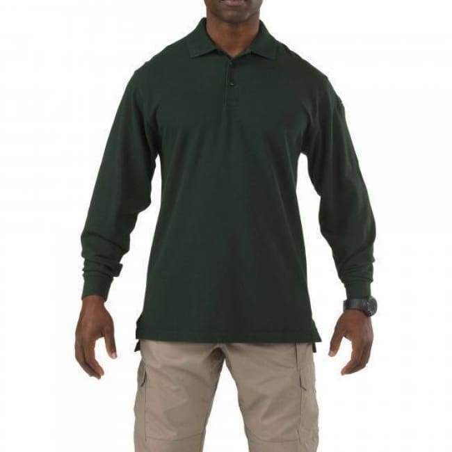 5.11 Tactical Shirts Professional Polo LS - Pique Knit
