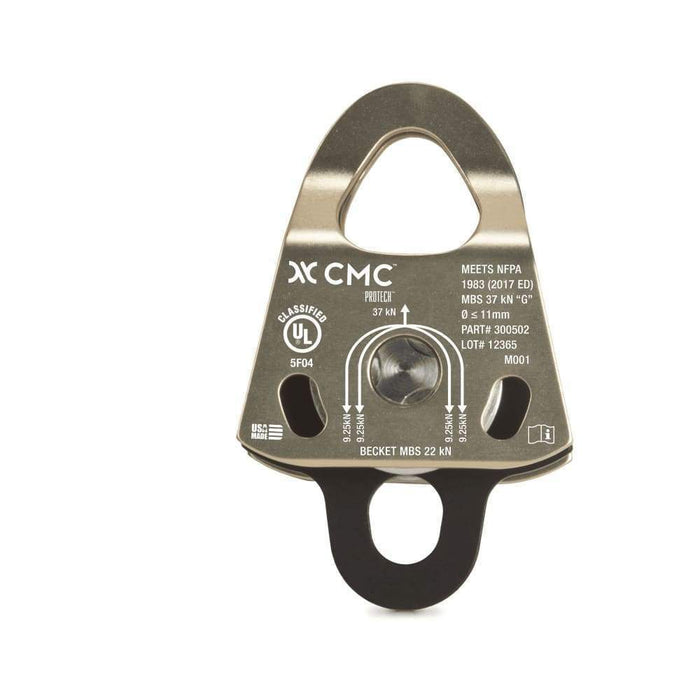 CMC Rescue Hardware ProTech Pulleys