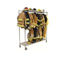 Ready Rack Gear Storage Fire_Safety_USA Surplus Gear Storage Rack (Mobile)