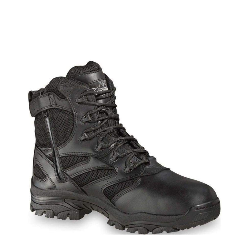 "Thorogood Boots Thorogood 6"" Deuce Side Zip - Comp Safety Toe - Men's"