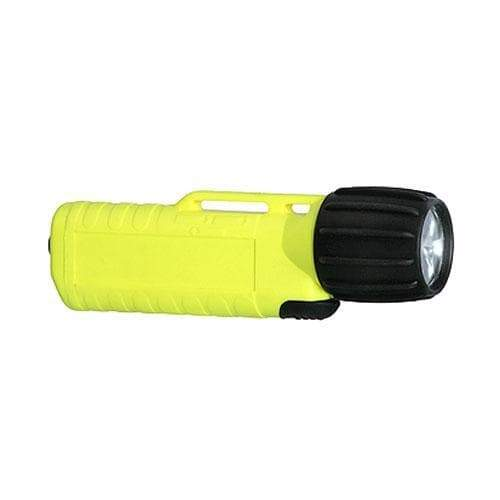 Fire Safety USA UK 3AA LED Flashlight with Tail Switch