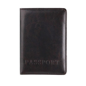Fashion Passport Holder - Trendsetterco