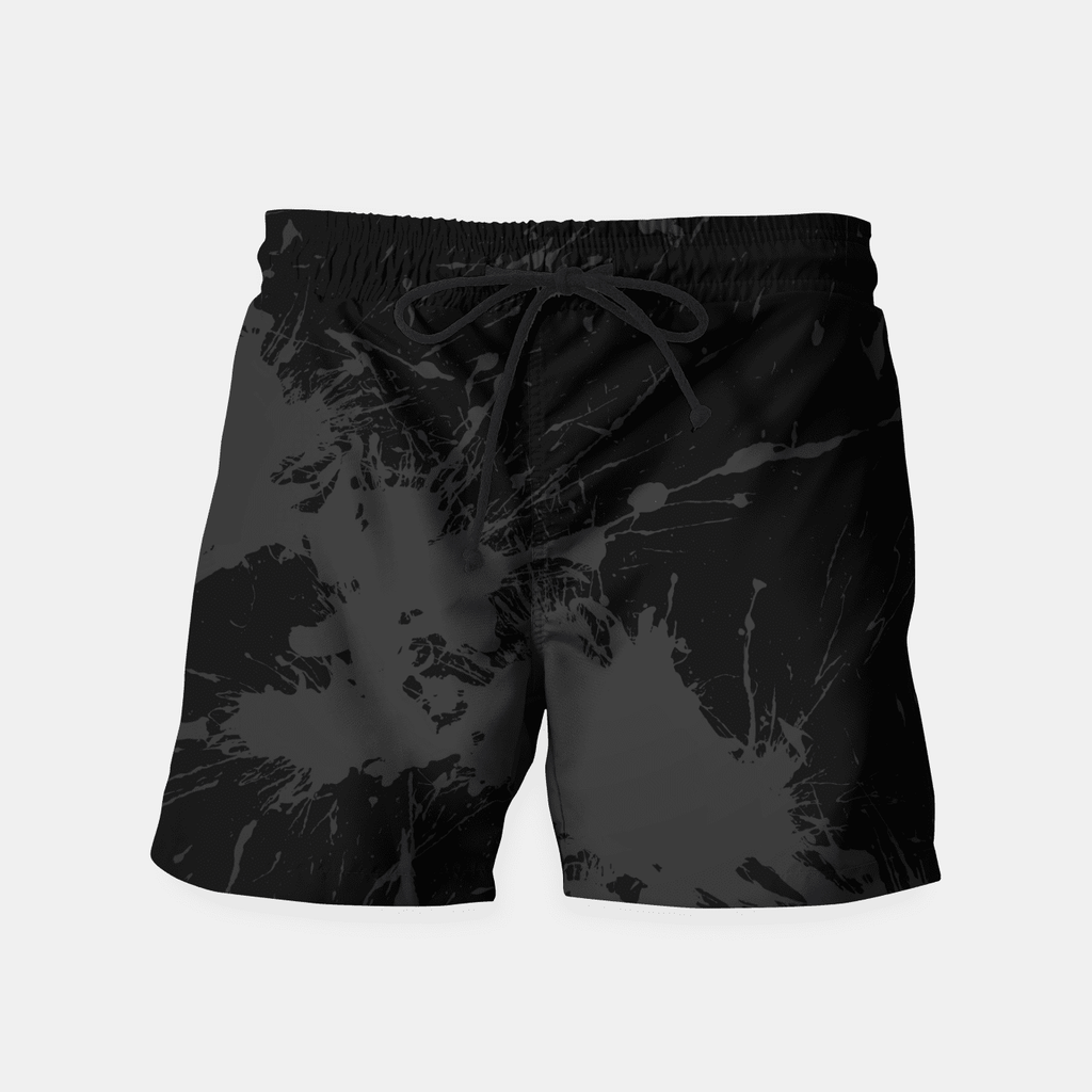Colliding Worlds Bade Shorts - Trendsetterco