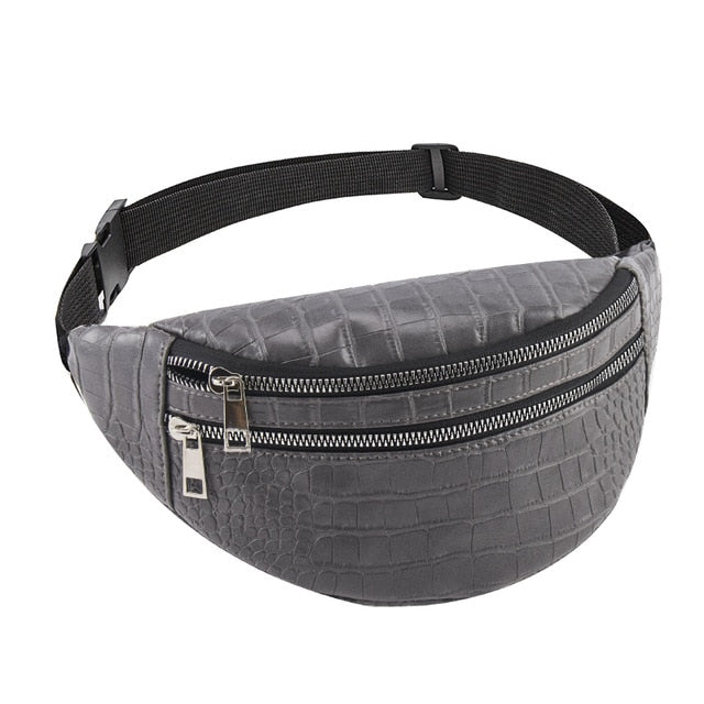 High quality crocodile belt bag - Trendsetterco