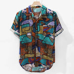 Hawaiian Beach Shirt | Summer must- have - Trendsetterco