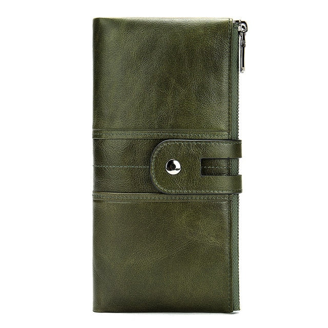 Genuine Leather card holder/ coin purse - Trendsetterco