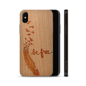 Wood  - Be Free - Trendsetterco