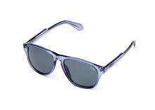 Quay 'Lost Weekend' Sunglasses Blue/Navy