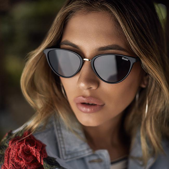 QUAY 'Rumours' Sunglasses