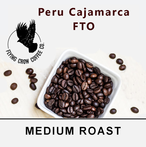 Peru Cajamarca FTO - Medium Roast - One Pound