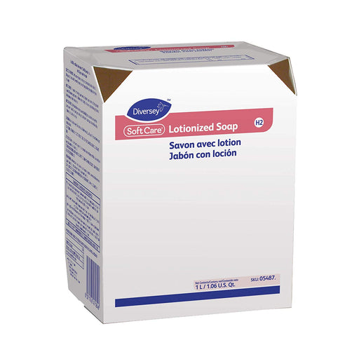 Diversey Soft Care Lotion Soap - 12 x 1 Litre
