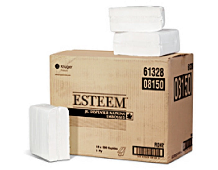 Esteem Junior Dispenser Napkins