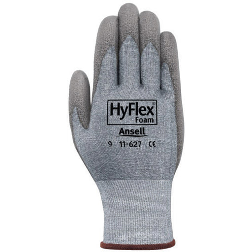 Ansell Hyflex Gloves with Polyurethane Coating 11-627 - 12 Pairs/Pack