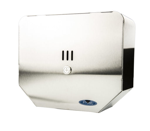 Frost Stainless Steel Jumbo Toilet Tissue Dispenser