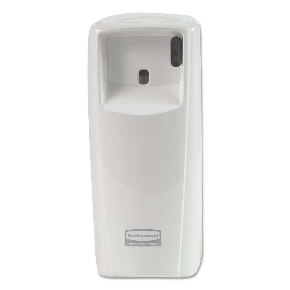 Rubbermaid Standard Aerosol LCD Dispenser White
