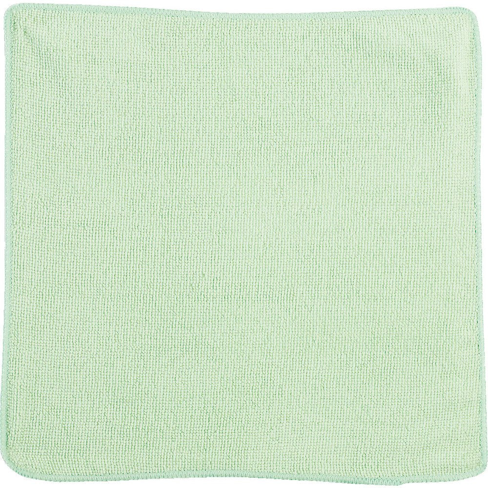 "Rubbermaid 16"" X 16"" Microfiber Light Duty Cloth - 24/Pack"