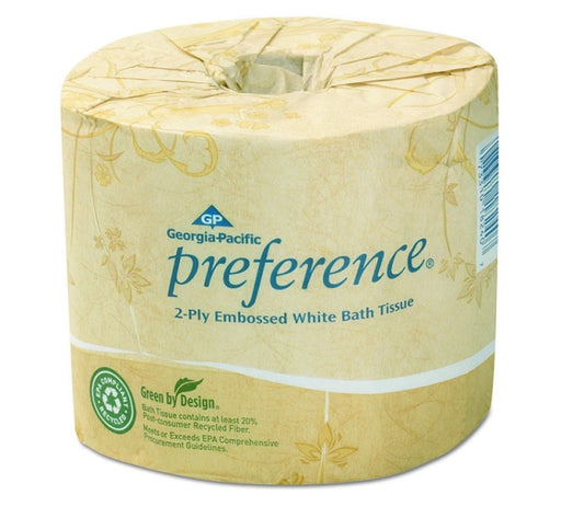Georgia Pacific Preference Standard Bathroom Tissue - 18280