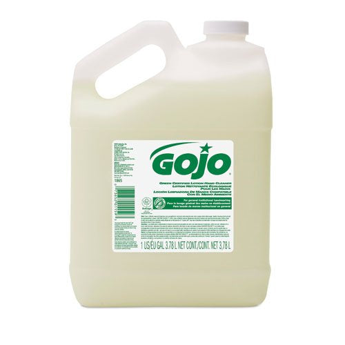 Gojo Green Certified Lotion Hand Cleaner- 4 X 1 Gallon