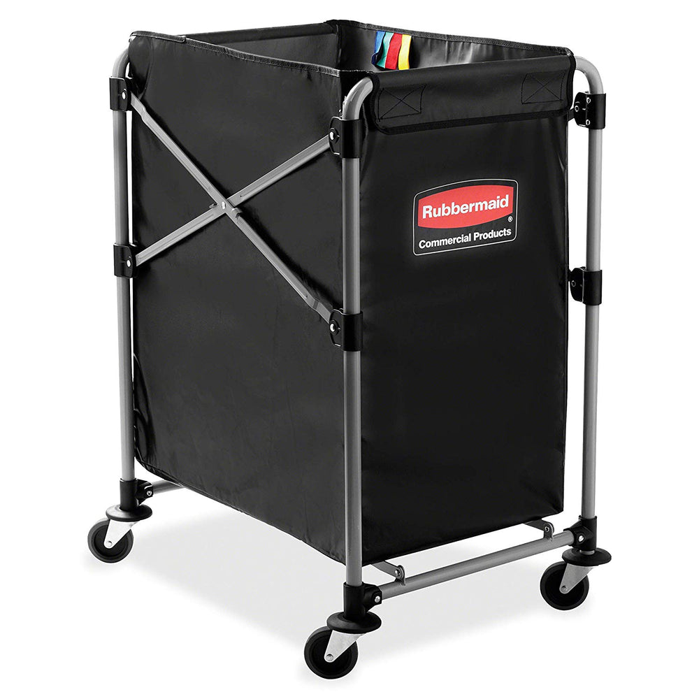 Rubbermaid Single Stream X-Cart Collapsable