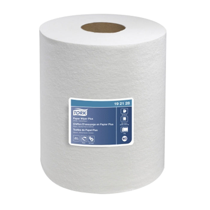 Tork Centerfeed Wiper Plus - 2 Rolls x 300 Sheets