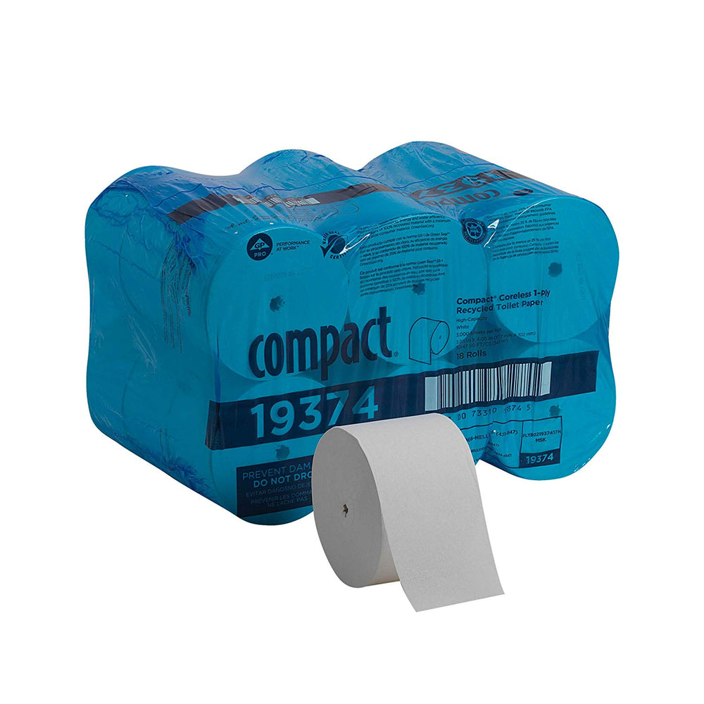 Georgia Pacific Compact Coreless Toilet Paper