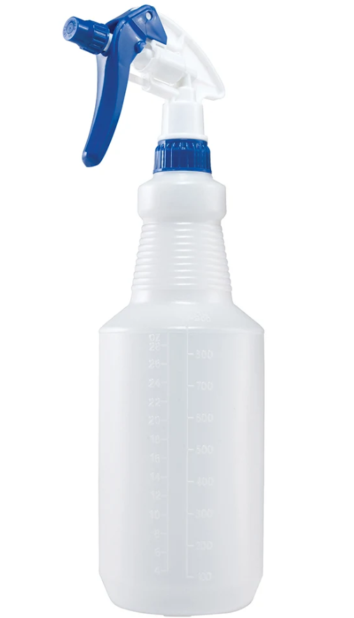 Spray Bottle with Triggers
