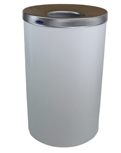 Lobby Waste Container Stainless Steel - SPECIAL ORDER***