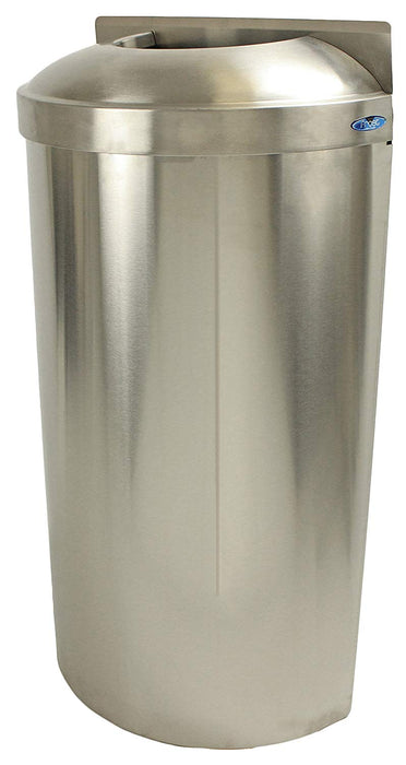 Wall Waste Container Stainless Steel - SPECIAL ORDER***