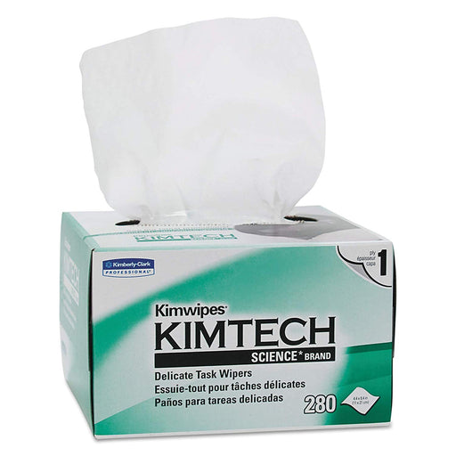 Kimtech Science Kimwipes Delicate Task Wipers - 60 Boxes X 280 Sheets