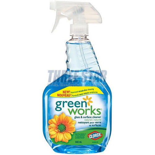 Greenworks Glass & Surface Cleaner
