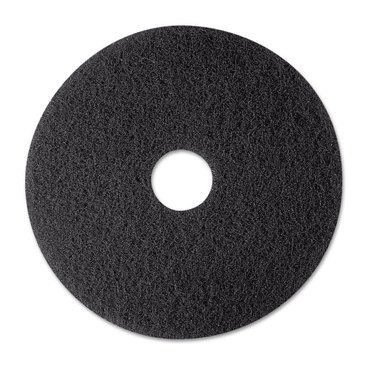 3M Black Stripping Pads - 7200