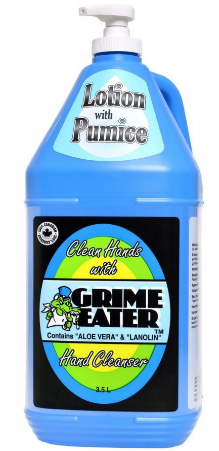 Lotion with Pumice Hand Cleaner - 4 X 3.5 Litres