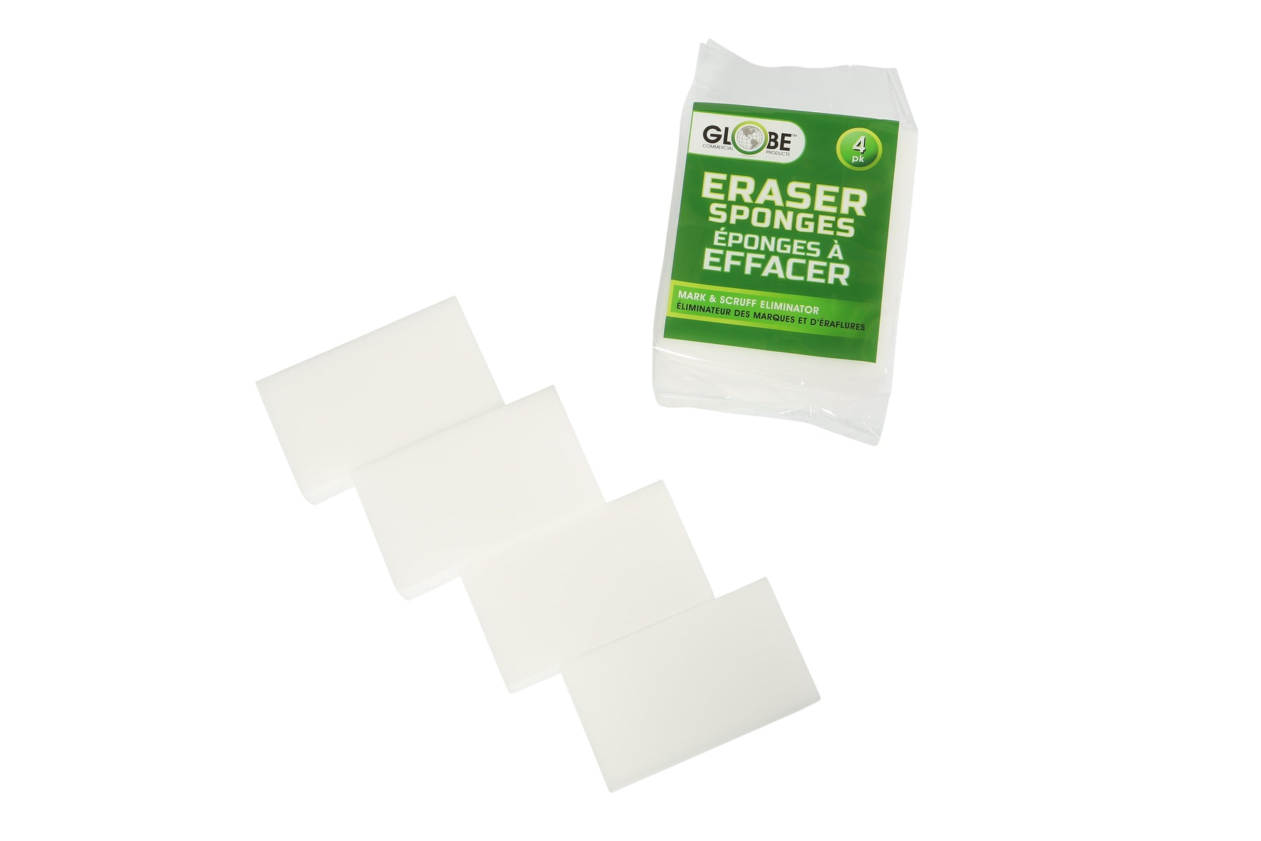 Eraser Sponges - 4/Pack