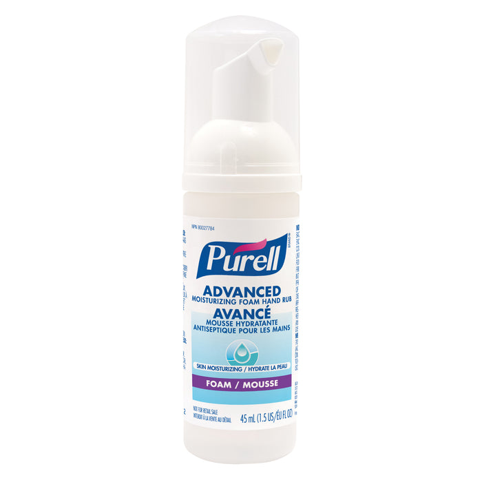 Purell Advanced Moisturizing Foam Hand Rub 5695-24 - 24 X 45 mL