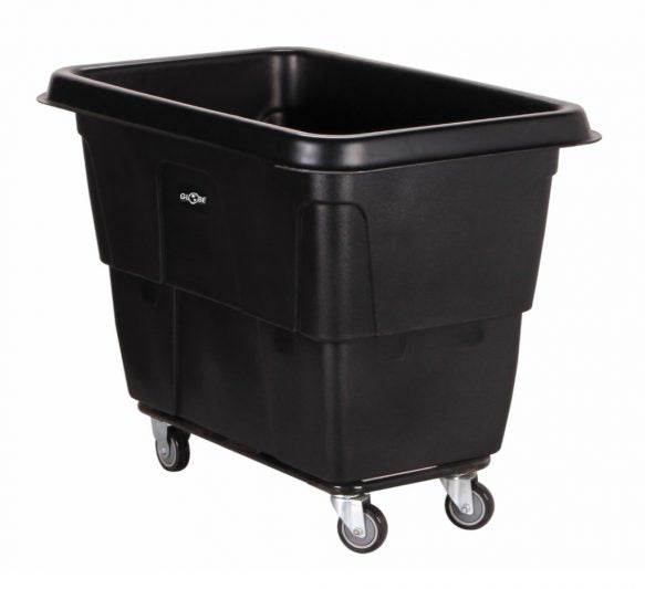 Globe Light Duty Cube Truck - 8 Cubic Feet (60 Gallons)