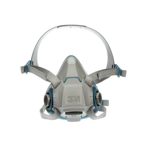 3M Rugged Comfort Half Facepiece Reusable Respirator 6500 Series