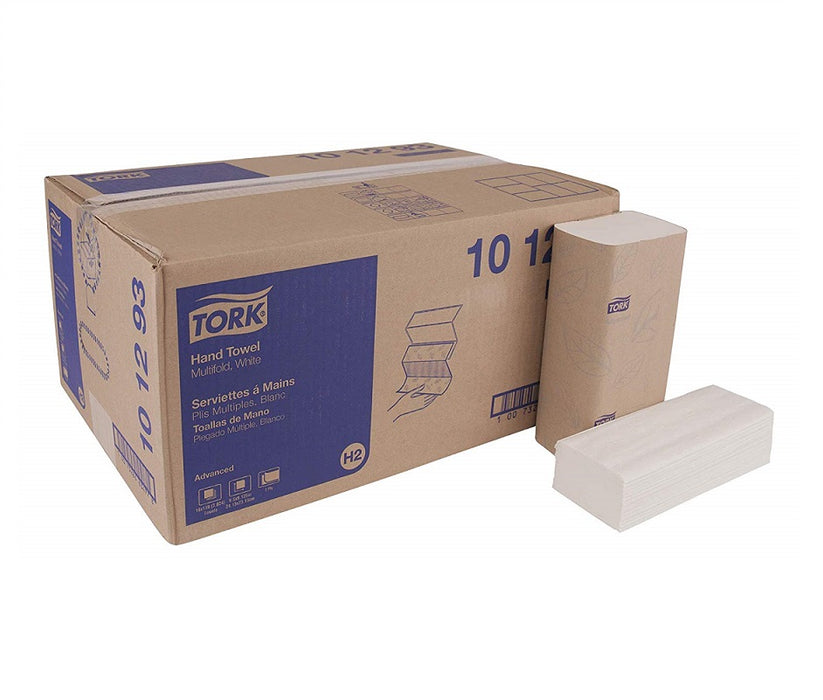 Box of Tork Advanced Xpress Multifold Hand Towels