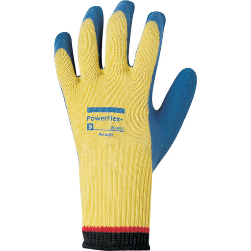 Ansell Powerflex Plus Kevlar Gloves 80-600 - 12 Pairs/Pack
