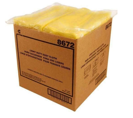 "Stretch'n Dust Light Duty Dust Cloth 12"" X 24"" - 480/Box"