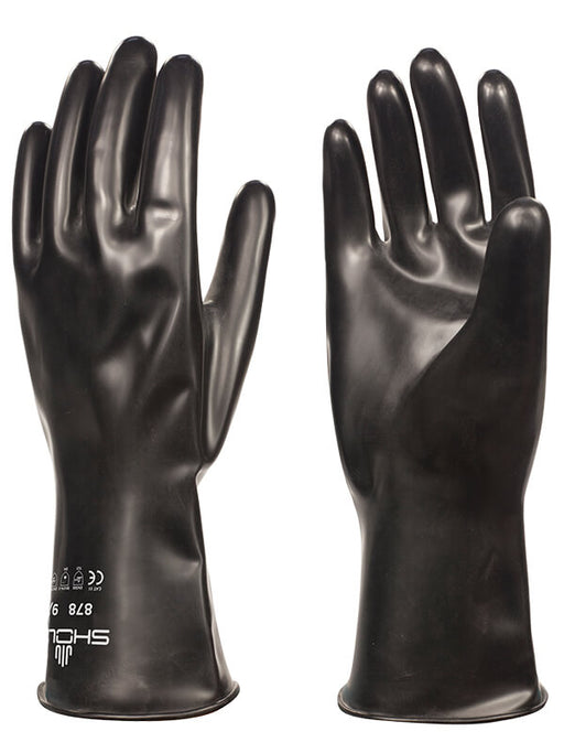 Showa Best Butyl II Heavy Duty Gloves 878 - Pair