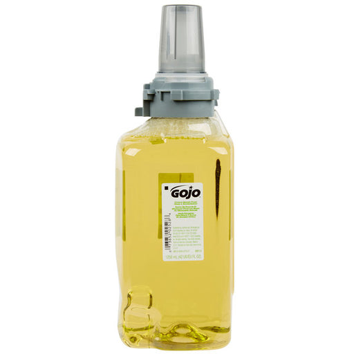 Gojo Citrus Ginger Foam Hand & Shower Wash - 3 X 1250 Ml