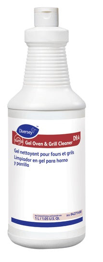 Suma Gel Oven & Grill Cleaner D9.4 - 12 X 1 L