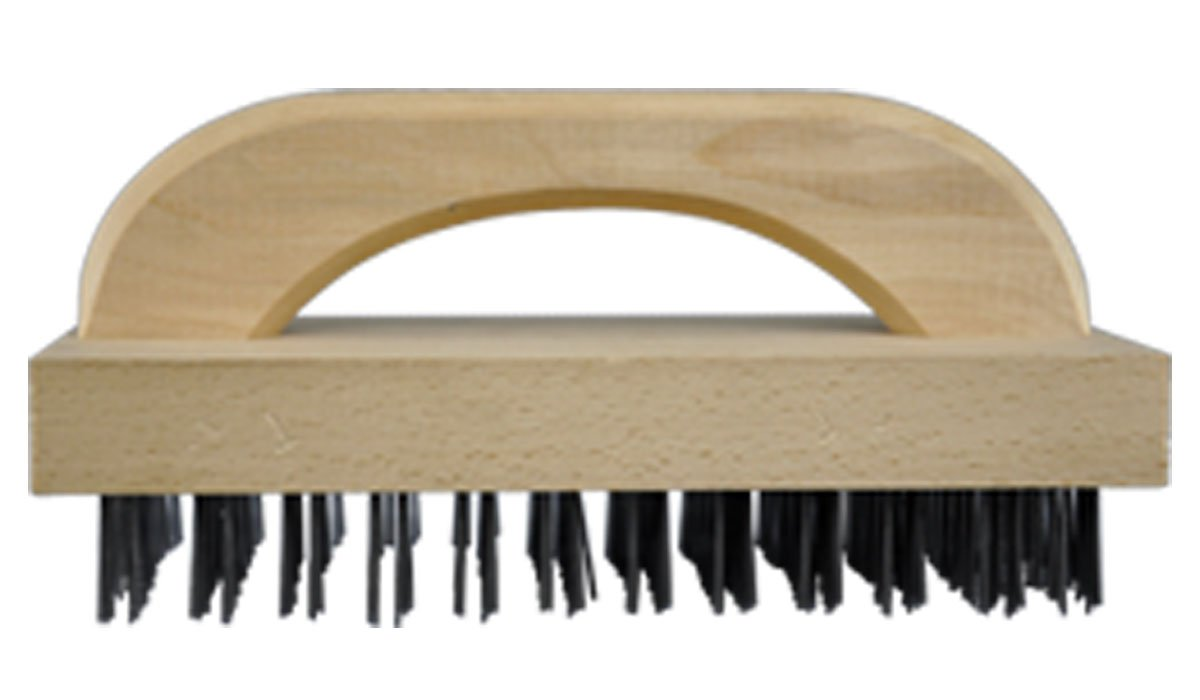 9 Inch Butcher Block Brush