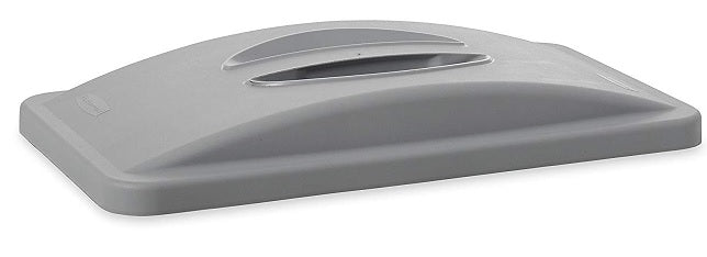 Rubbermaid Slim Jim Top Lid Handle - Gray