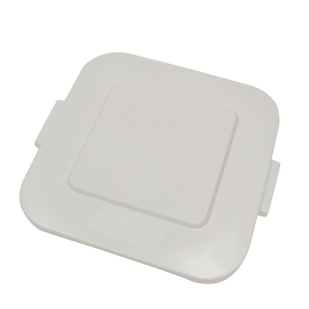 Brute Square Lid (Fits 3536) - 40 Gallon