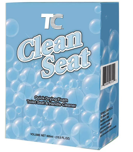 Rubbermaid Foam Clean Seat Refills - 12 X 400 mL