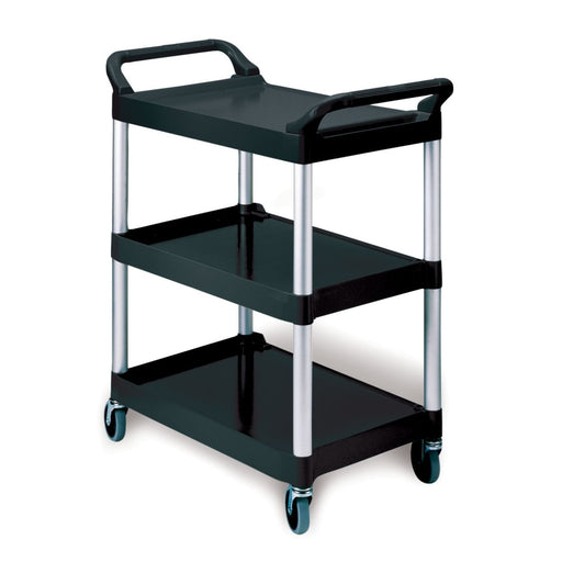 Rubbermaid Xtra Open Sided Utility Cart