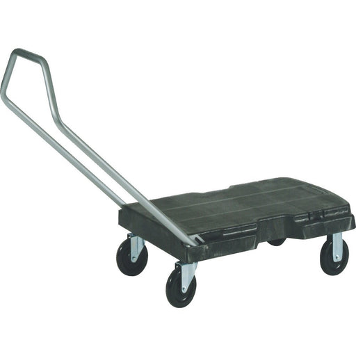 Rubbermaid Standard Duty Triple Trolley - 30.5 Inch X 20.5 Inch