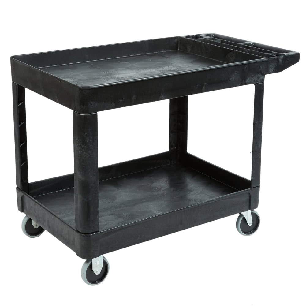 Rubbermaid Flat Handle Heavy Duty Cart