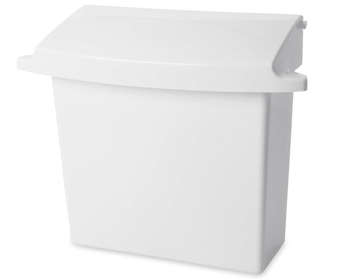 Rubbermaid Sanitary Napkin Receptacle with Sturdy Liner